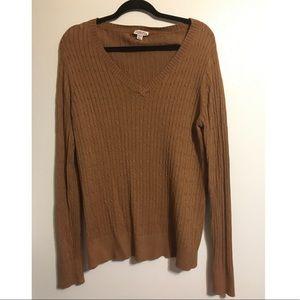 Caramel Merona sweater